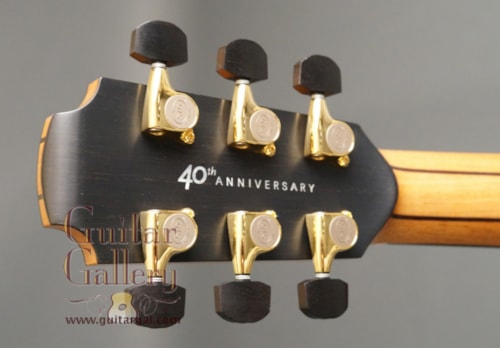 2014 Lowden 40th Anniversary WL50(WEE)