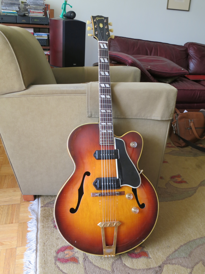 1949 Gibson ES 350 Sunburst gt Guitars Archtop Electric