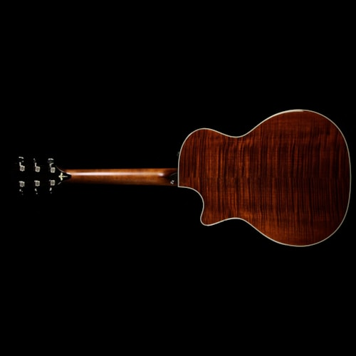 Taylor 614ce Grand Auditorium Acoustic/Electric Guitar Brown Sugar Stain