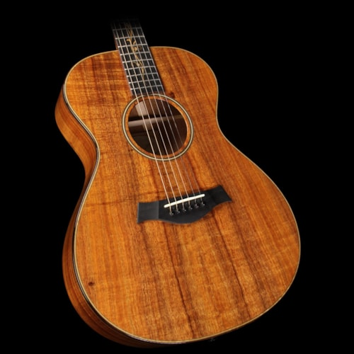 Taylor Used 2015 Taylor K22e AA Koa Top Grand Concert Acoustic/Electric Guitar Natural