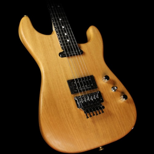 Charvel Custom Shop San Dimas Mahogany Natural Electric Guitar
