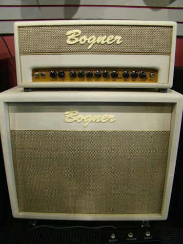 Bogner Shiva Piggy Back Amp 20th Ann. (KT88)