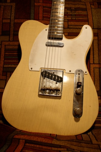 Protocaster Guitars 61 Single Cut style