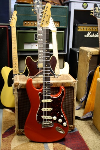 Protocaster Guitars 63 Double cut style