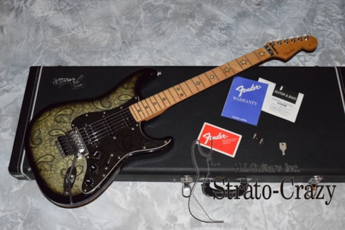 1999 Fender® Japan Richie Sambora Signature Stratocaster®