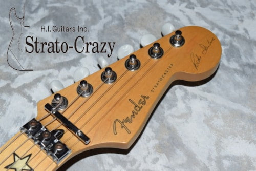 1999 Fender Japan Richie Sambora Signature Stratocaster