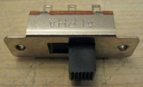 Electro Harmonix 3-Position Switch Selector Switch Replacement Part