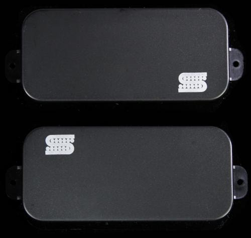 Seymour Duncan Dino Cazares Retribution Seven String Humbucker Pickup Set Traditional Mount