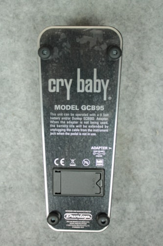 Dunlop Cry Baby