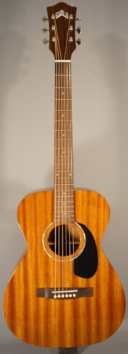 2015 Guild® Guitars NEW! Guild® M120 NAT Acoustic Guitar With Case.