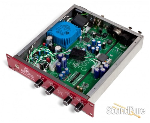 Black Lion Audio sparrow ADC red