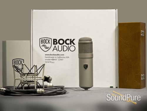 Bock Audio 407