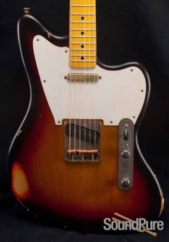 Nash Guitars T-Master
