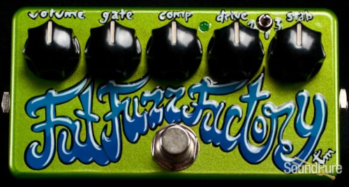 ZVex Effects Pedals FF