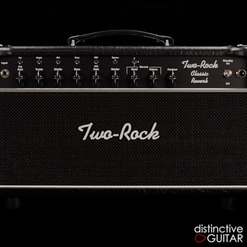 Two Rock Classic Reverb 50W Head