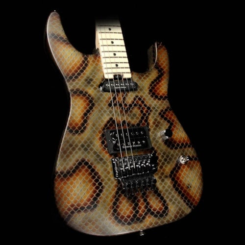 Charvel Pro Mod San Dimas Warren DeMartini Signature Snakeskin Electric Guitar