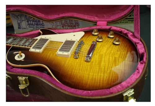 2006 Gibson LES PAUL '59 Historic R9 Re-issue