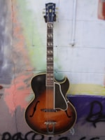 1957 Gibson L4 C