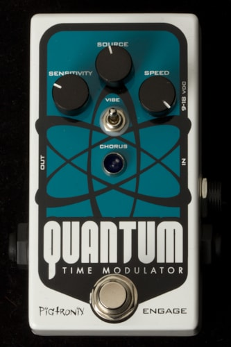 2015 Pigtronix Quantum Time Modulator
