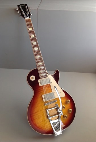 Gibson Historic '59 Reissue R9 with Bigsby