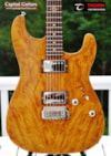 THORN S/S Spalted Maple / Mahogany Natural, Near Mint, Hard, $2,899.00