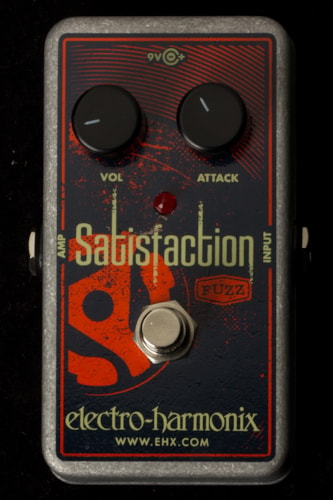 2015 Electro-Harmonix SATISFACTION