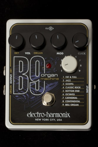 2015 Electro-Harmonix B9 Organ Machine