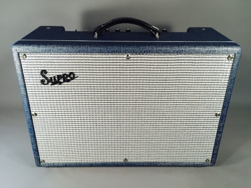 SUPRO USA NEW! Supro Dual Tone Guitar Amplifier!