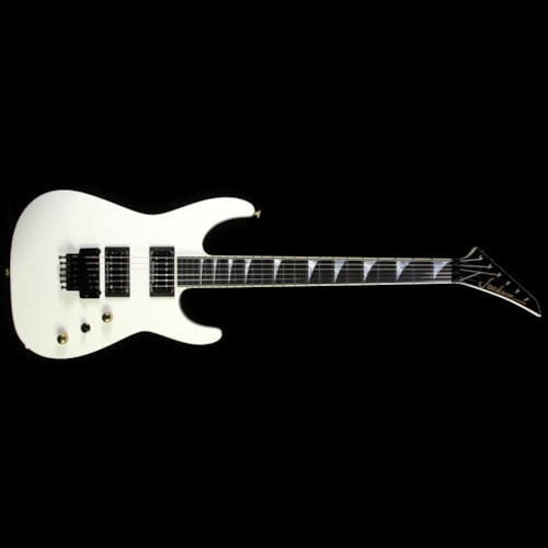 Jackson Custom Shop Exclusive SL2H-V Soloist Electric Guitar Snow White