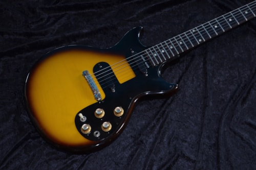 1963 Gibson MELODY MAKER DP