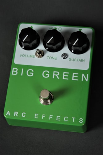 ARC Eddie's Guitars Exclusive Big Green - Atomic Green
