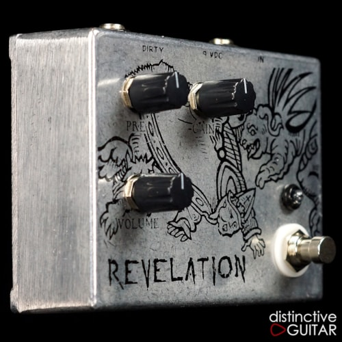 Black Arts Toneworks Revelation SL Super Lead Overdrive