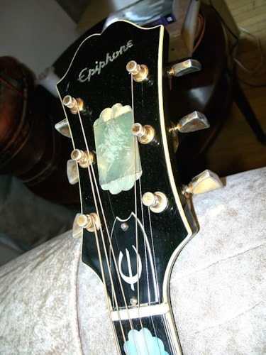 1966 Epiphone Excellente FT-120
