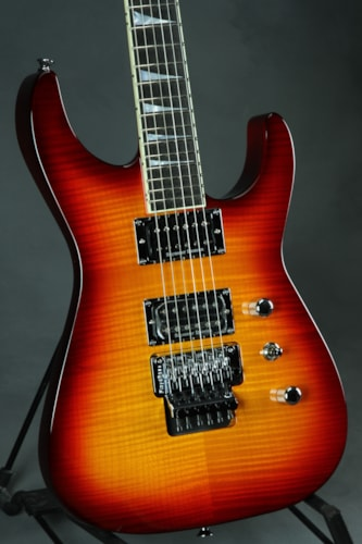 Jackson USA SL2H Soloist - Burnt Cherry Burst