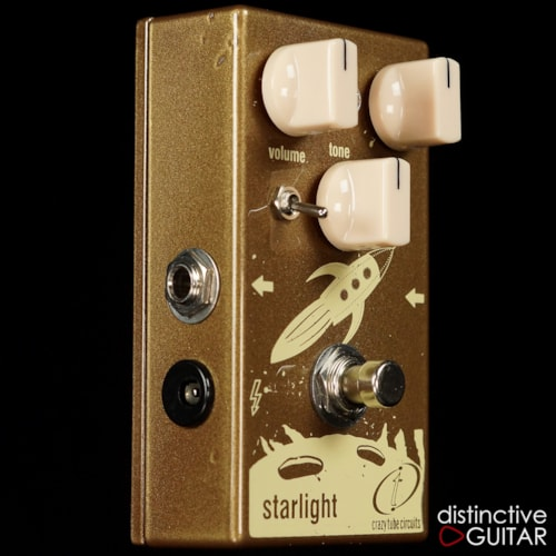 Crazy Tube Circuits Starlight Fuzz / Distortion