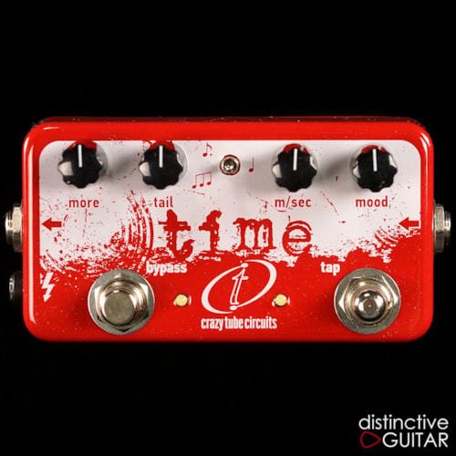 Crazy Tube Circuits Time MKII Delay