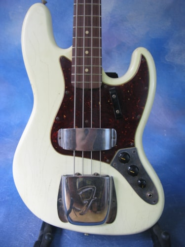 2007 Fender '64 Jazz Bass Relic Custom Shop