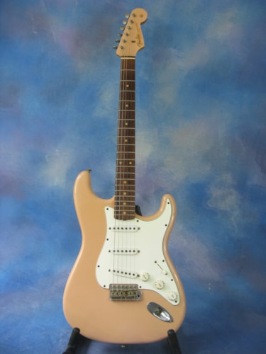 2005 Fender® '60 Stratocaster® Relic® Custom Shop