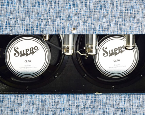2015 Supro 1650RT Royal Reverb