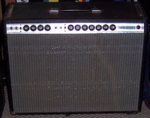 ~1974 Fender Twin Reverb
