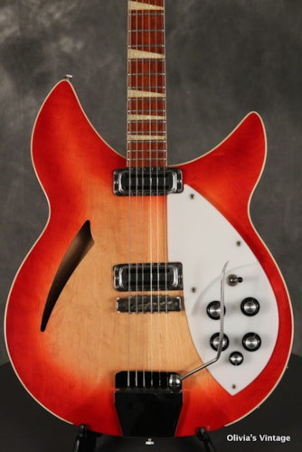 1967 Rickenbacker 365 OS Double Bound