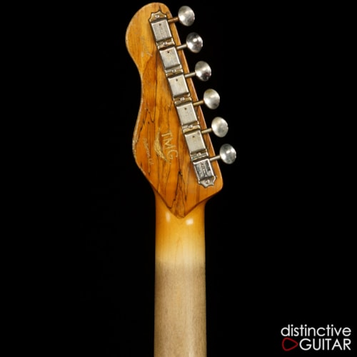 TMG Guitars Playa Series Limited Edition #1 Dover Strat®