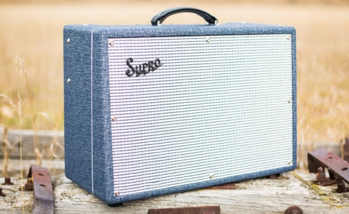 2015 Supro 1648RT Saturn Reverb 1x12