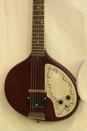 2005 Jerry Jones Baby Sitar