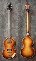 "1965 HOFNER 500/1 Violin ""Beatle"" Bass"