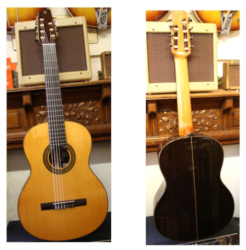 2015 Giannini 7-String Classical Guitar