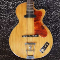 1959 HOFNER Club 40 - John Lennon Model - The Beatles