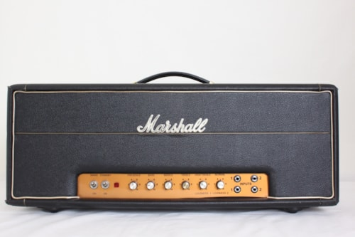 1971 Marshall Super Bass 1992 100W Vintage Tube Head w/KT-77