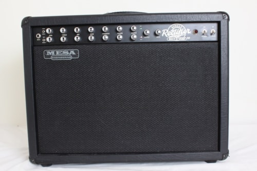 Mesa Boogie Rectoverb 50W 1x12 Combo w/footswitch