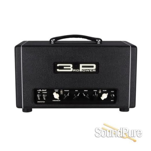 3rd Power Amplification DREAM50-AMP-MKII